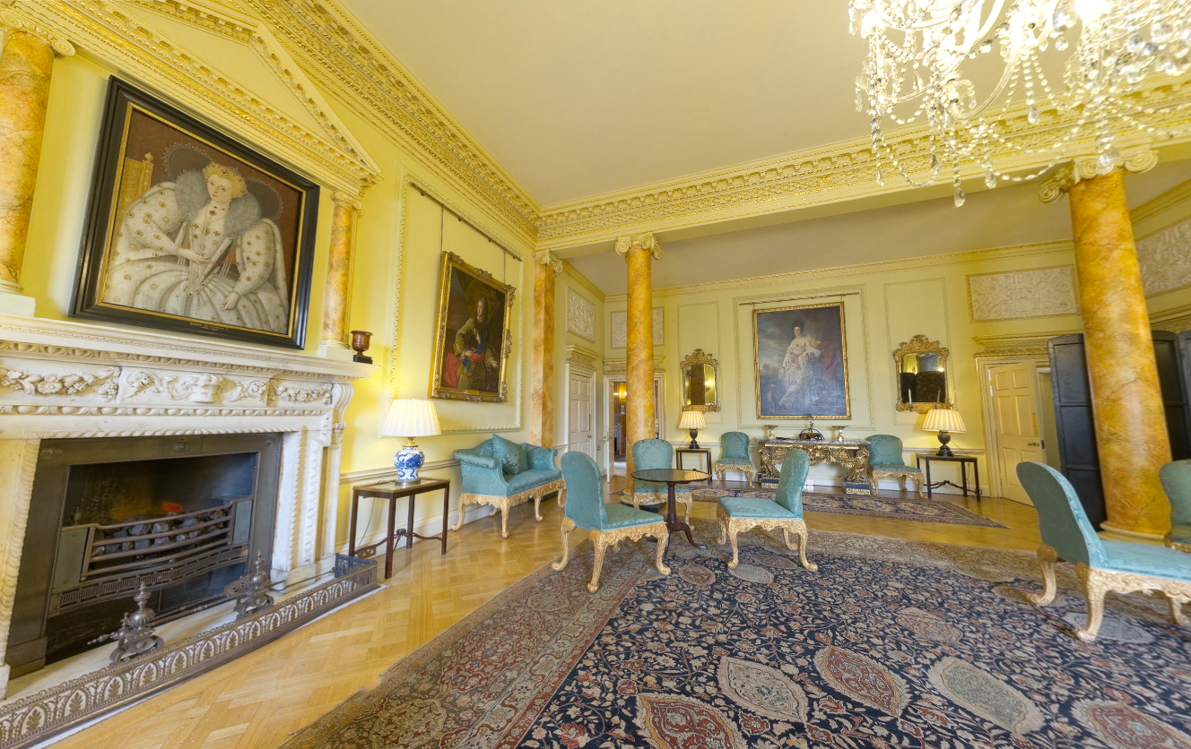 10 Downing Street Pillard Room Scene Therapy