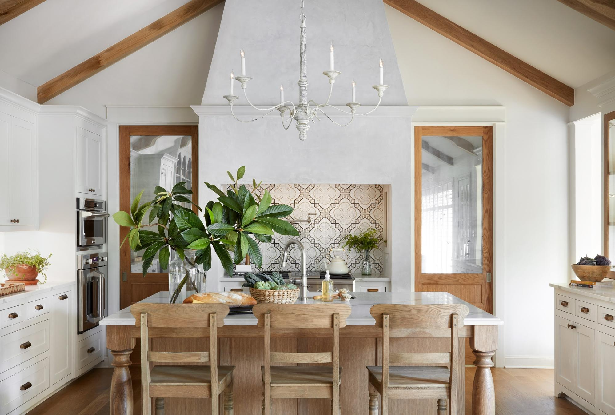The Club House from Fixer Upper Kitchen Decor - Scene Therapy