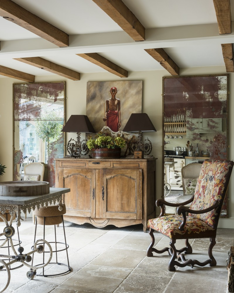 Country House Decor Interiors Scene Therapy